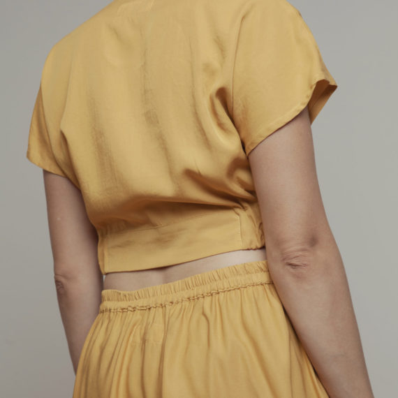 Cropped top albero