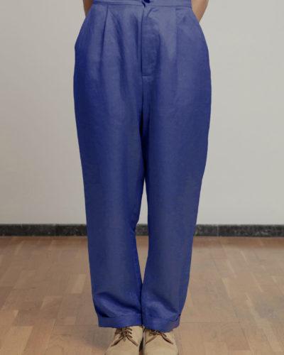 Pantalón azul trabajo