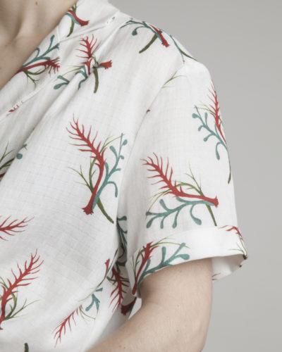 Camisa nudo agua