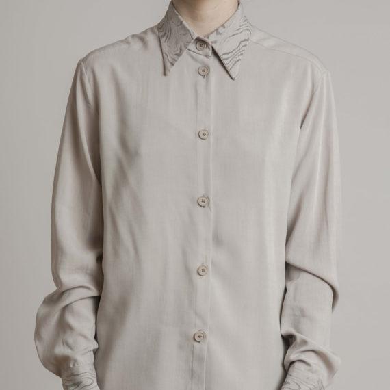 camisa manga larga serigrafia