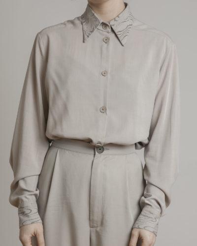 camisa manga larga serigrfia