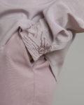 detalle puño serigrafia rosa