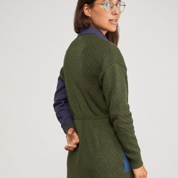chaqueta tres colores
