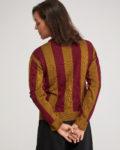 jersey inspirado en las equipaciones de fútbol antiguas